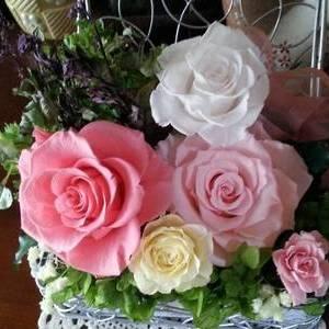 薔薇のお花が大好き