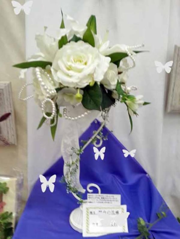 純白の花嫁のサムネイル