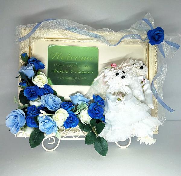 結婚式を盛り上げる装花のサムネイル