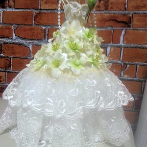 幸せのウェデングドレス