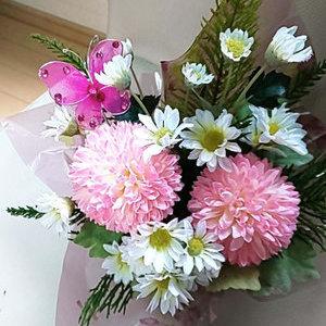 お好きなお花をチョイスして
